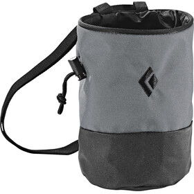Black Diamond Mojo Zip Chalkbag M-L Ash